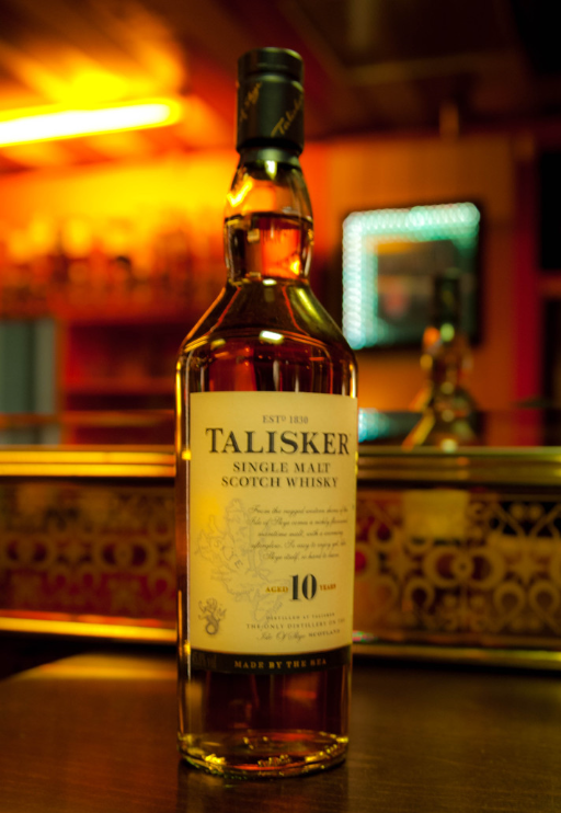 Talisker Single Malt Whisky