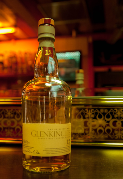 Glenkinchie Single Malt Whisky