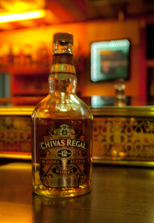 Chivas Regal Blended Shotch Whisky